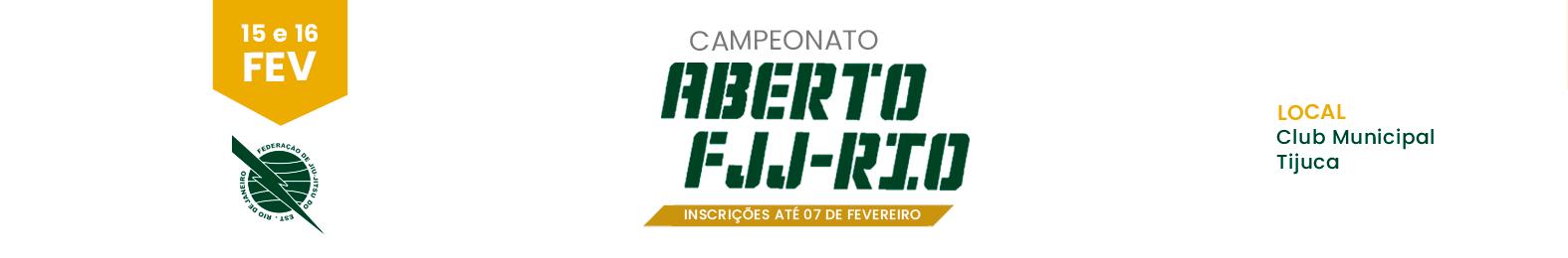 ABERTO FJJ-RIO